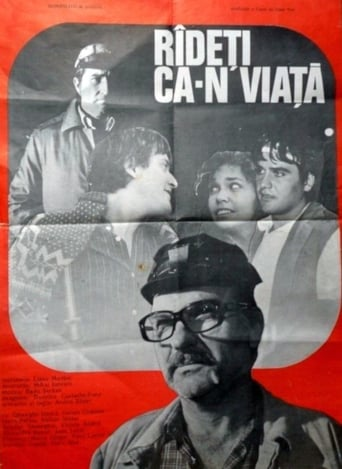Poster of Rîdeți ca-n viață