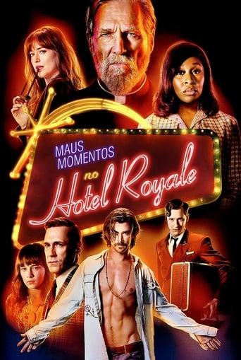 Maus Momentos no Hotel Royale Torrent (2019) Dublado / Dual Áudio BluRay 720p | 1080p – Download