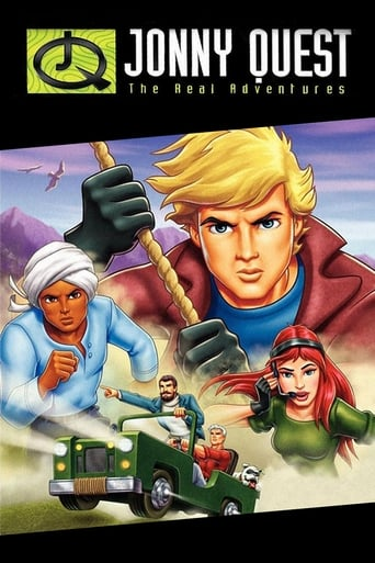 Poster of The Real Adventures of Jonny Quest
