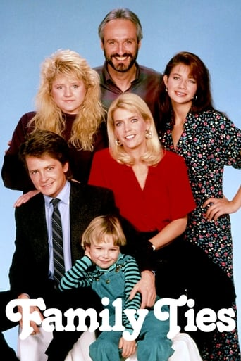 Poster of Family Ties fragman