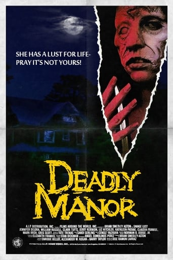 Poster of Deadly Manor