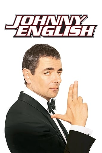 Johnny English (2003) - poster