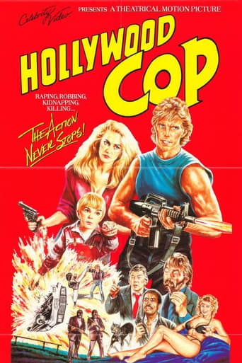 Poster of Hollywood Cop