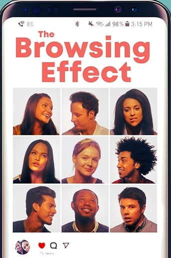 The Browsing Effect Poster