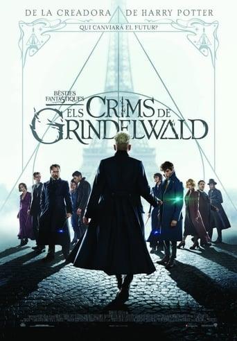 Poster of Bèsties fantàstiques. Els crims de Grindelwald