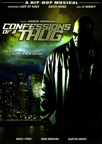 Poster of Confessions of a Thug