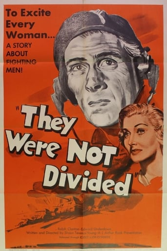 Poster of They Were Not Divided