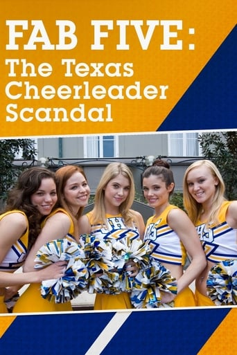 Poster of Fab Five: The Texas Cheerleader Scandal