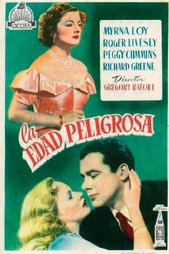 Poster of La edad peligrosa