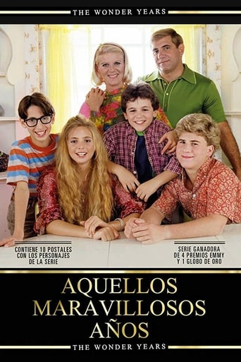 Poster of Aquellos maravillosos años