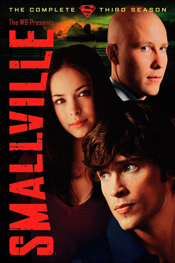 Smallville 3ª Temporada Completa Torrent