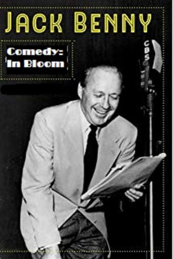Poster of Jack Benny: Comedy in Bloom