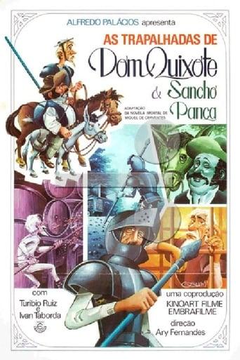 As Trapalhadas de Dom Quixote e Sancho Pança