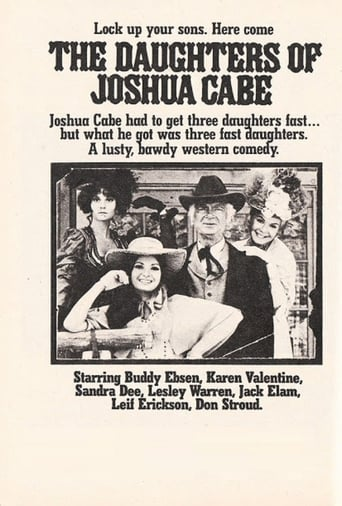 Poster of The Daughters of Joshua Cabe