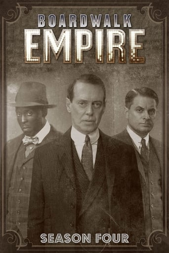 Boardwalk Empire O Império do Contrabando 4ª Temporada - Poster