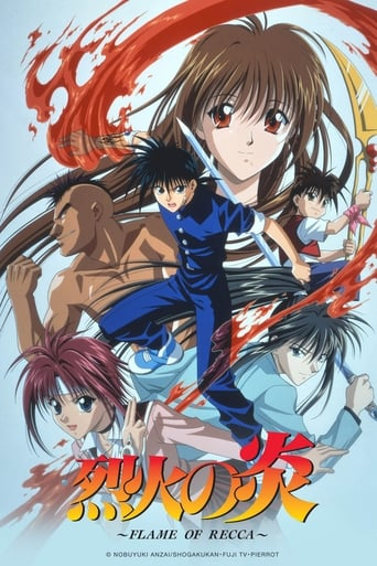 Poster of Flame of Recca