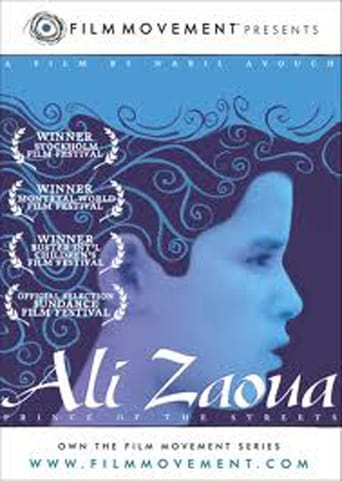 Poster of Ali Zaoua: Prince of the Streets