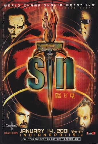 Poster of WCW Sin