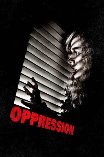 Poster of Oppression