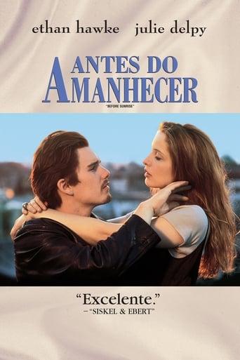 Antes do Amanhecer - Poster