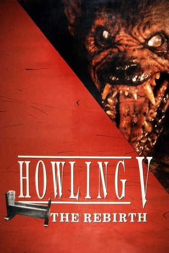 Poster of Howling V: The Rebirth