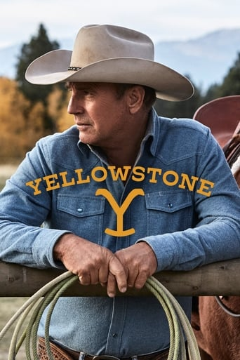 Yellowstone 1ª Temporada - Poster