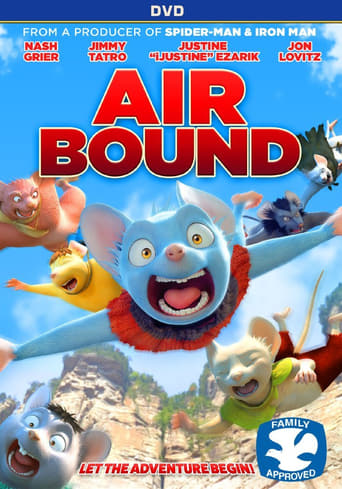 Poster of Air Bound fragman