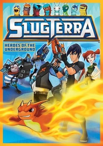 Slugterra Poster