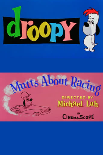 Poster of Mutts About Racing