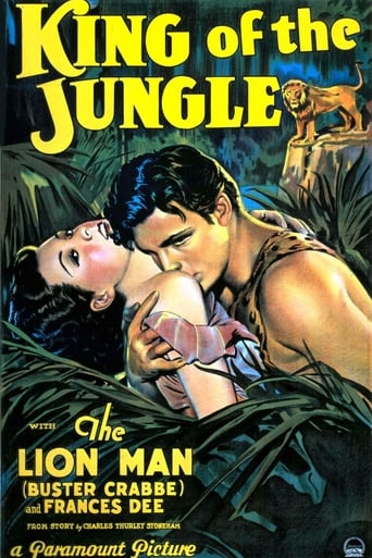 King of the Jungle Movie Poster