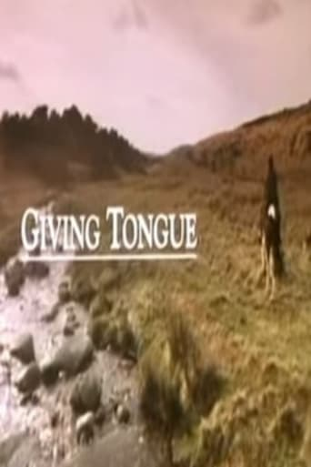 Poster of Giving Tongue