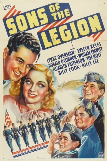 Poster of Sons of the Legion