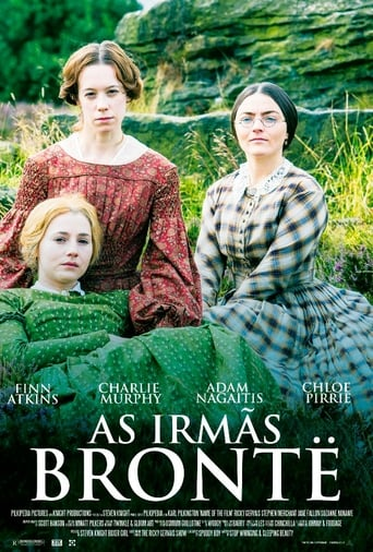 To Walk Invisible: The Brontë Sisters - Poster