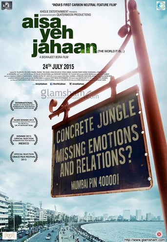 Poster of Aisa Yeh Jahaan