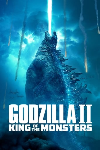 Poster of Godzilla II - King of the Monsters