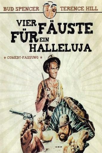 Filmplakat von Vier Fäuste für ein Halleluja