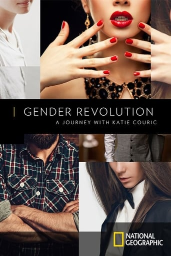Poster of Gender Revolution: A Journey with Katie Couric