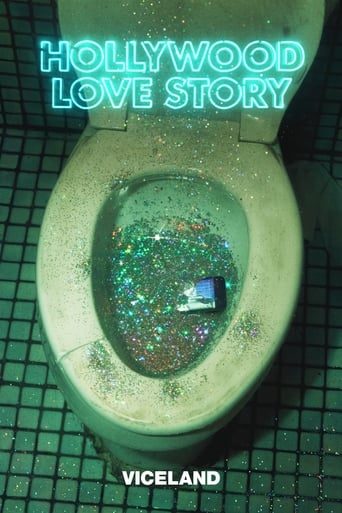 Poster of Hollywood Love Story