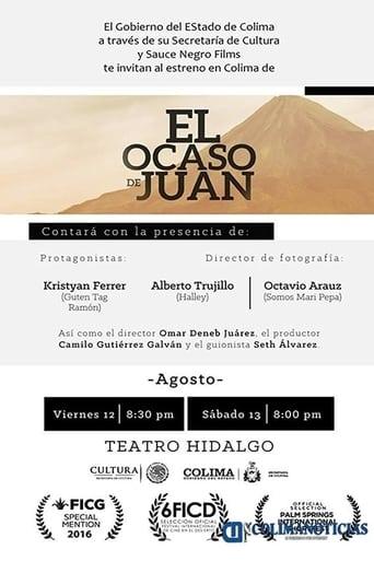 El ocaso de Juan Movie Poster
