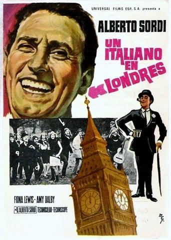 Poster of Un italiano en Londres