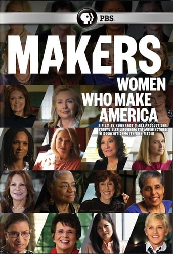 Poster of Makers: Women Who Make America