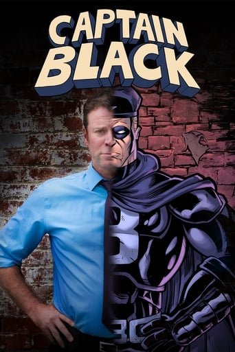 Captain Black Poster