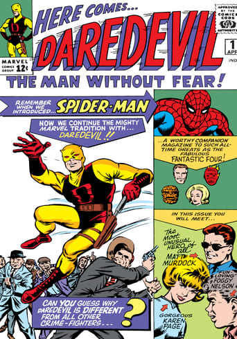 Daredevil Issue #1: Motion Comic