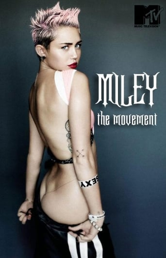 Poster of Miley: The Movement