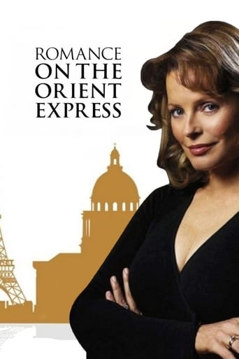 Poster of Romance on the Orient Express