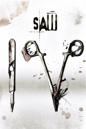 Poster of Saw IV
