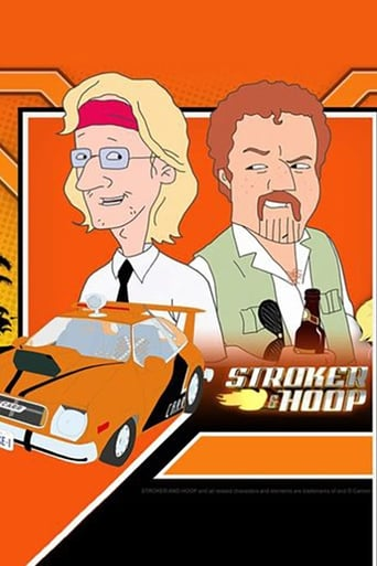 Poster of Stroker and Hoop