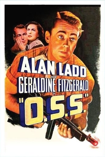 Poster of O.S.S.