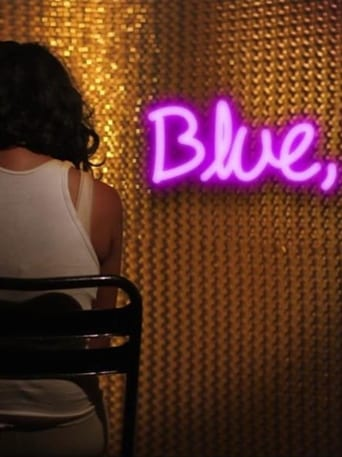 Poster of Blue, Blue