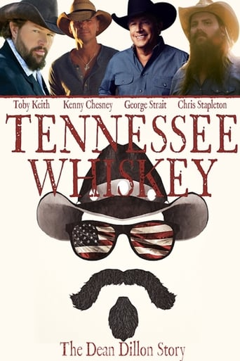 Poster of Tennessee Whiskey: The Dean Dillon Story